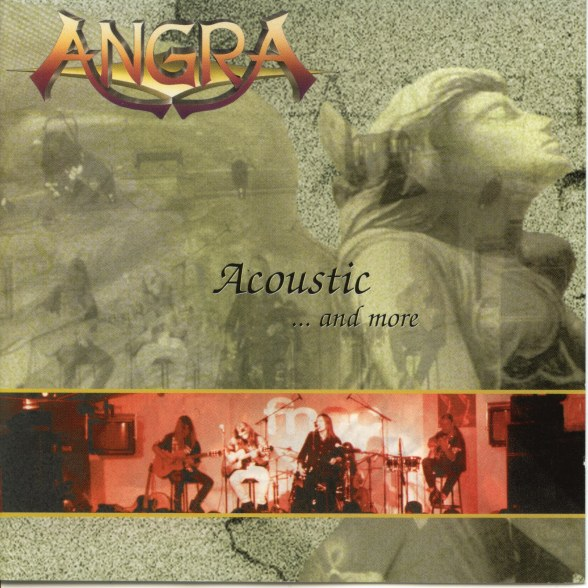 angra.Acoustic... and More (EP) (1998) - Frente